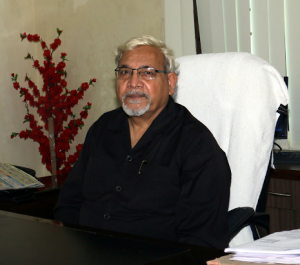 Prof (Dr) Ashok Kumar Gwal, VC - AISECT, University