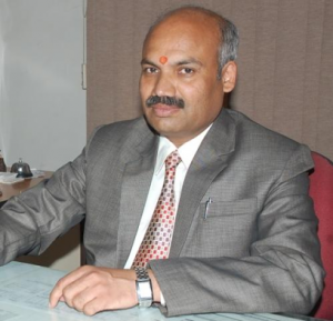 Dr. Sunil K. Somani - Vice Chancellor Medicaps University, Indore