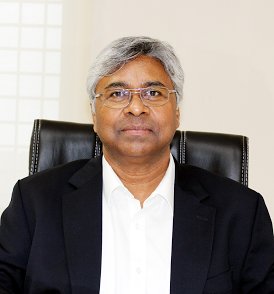 Dr. Kailash Srivastava, Vice Chancellor Symbiosis University of Applied Sciences (SUAS), Indore